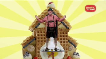 Golden Corral Weekend Breakfast TV Spot, 'Cuckoo Clock' Ft. Jeff Foxworthy - Thumbnail 3