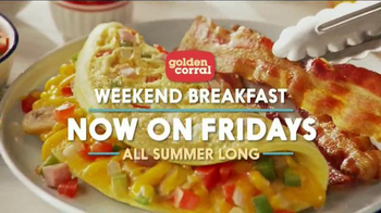 Golden Corral Weekend Breakfast TV Spot, 'Cuckoo Clock' Ft. Jeff Foxworthy - Thumbnail 7