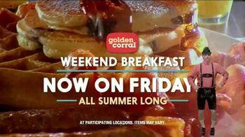 Golden Corral Weekend Breakfast TV Spot, 'Cuckoo Clock' Ft. Jeff Foxworthy - Thumbnail 8