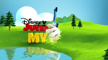 Mickey Mouse Clubhouse Mickey's Sport-Y-Thon Home Entertainment TV Spot - Thumbnail 1