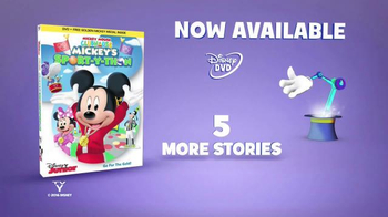 Mickey Mouse Clubhouse Mickey's Sport-Y-Thon Home Entertainment TV Spot - Thumbnail 9