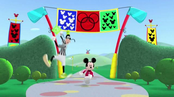 Mickey Mouse Clubhouse Mickey's Sport-Y-Thon Home Entertainment TV Spot - Thumbnail 4