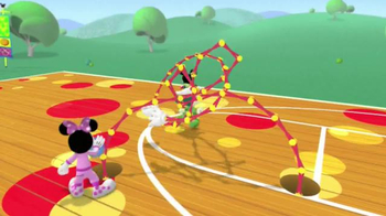 Mickey Mouse Clubhouse Mickey's Sport-Y-Thon Home Entertainment TV Spot - Thumbnail 7