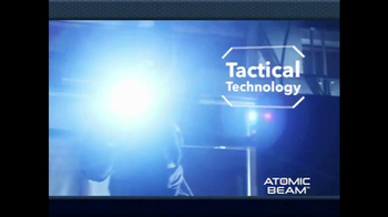 Atomic Beam TV Spot, \'Drawer Full of Flashlights\'