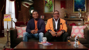 Fandango TV Spot, 'Miles Mouvay: Origin Story' Featuring Kenan Thompson - Thumbnail 10
