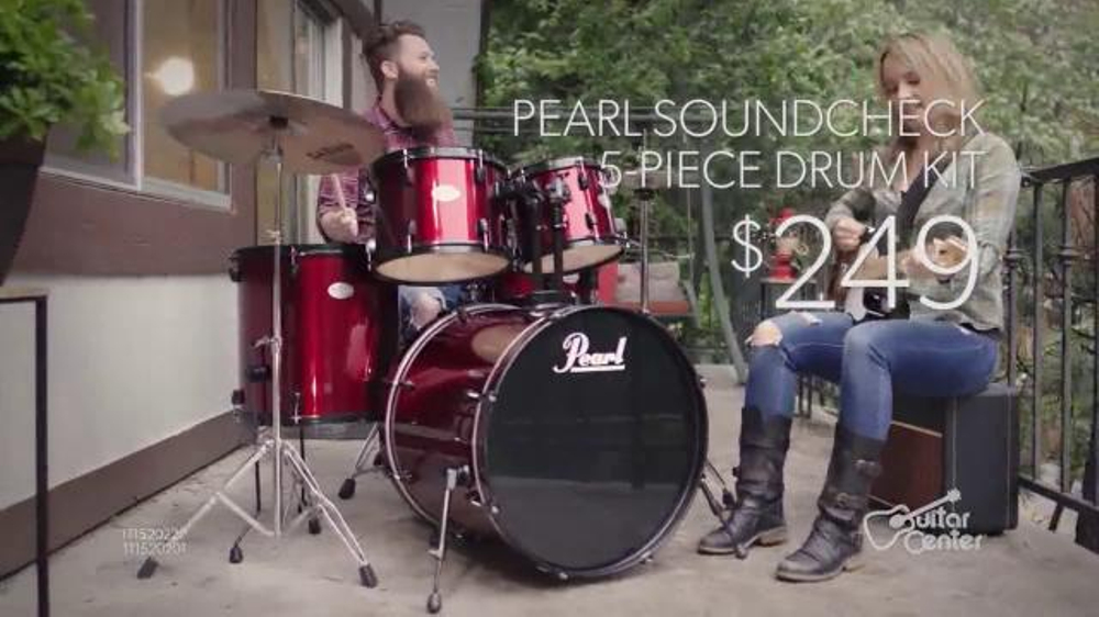 Guitar Center Memorial Day Savings Event TV Commercial, 'Drums and Guitars'
