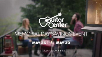 Guitar Center Memorial Day Savings Event TV Spot, 'Drums and Guitars' - Thumbnail 8
