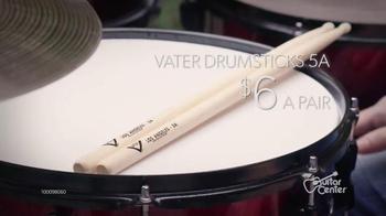 Guitar Center Memorial Day Savings Event TV Spot, 'Drums and Guitars' - Thumbnail 5