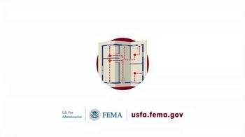 FEMA TV Spot, 'Up in Smoke: Escape Plan' - Thumbnail 10