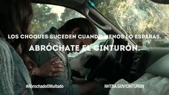 NHTSA TV Spot, 'Desprotegidos ' [Spanish] - Thumbnail 10