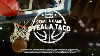 Taco Bell TV Spot, '2016 NBA Finals' - Thumbnail 6