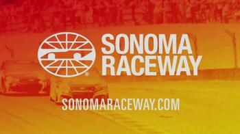 Sonoma Raceway TV Spot, 'Toyota Save Mart 350' - Thumbnail 9