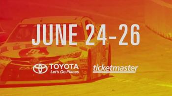 Sonoma Raceway TV Spot, 'Toyota Save Mart 350' - Thumbnail 3