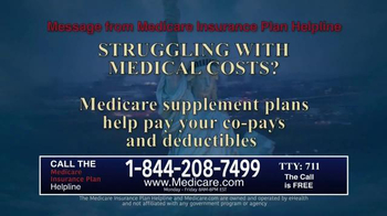 Medicare.com TV Spot, 'Insurance Plan Helpline' - Thumbnail 1