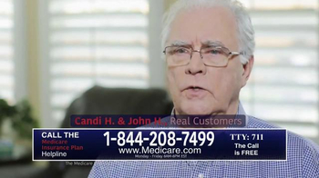 Medicare.com TV Spot, 'Insurance Plan Helpline' - Thumbnail 4