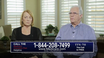 Medicare.com TV Spot, 'Insurance Plan Helpline' - Thumbnail 5