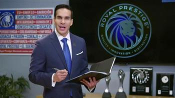 Royal Prestige TV Spot, 'Reynaldo y Emelia Candelaria' [Spanish] - Thumbnail 1