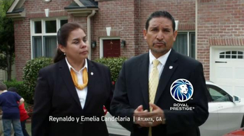 Royal Prestige TV Spot, 'Reynaldo y Emelia Candelaria' [Spanish] - Thumbnail 3