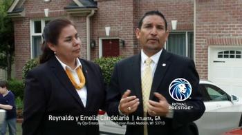 Royal Prestige TV Spot, 'Reynaldo y Emelia Candelaria' [Spanish]