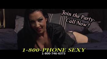 1-800-PHONE-SEXY TV Spot, 'Don't Be Shy' - Thumbnail 8