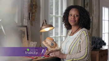 Trulicity TV Spot, 'Katherine' - 3977 commercial airings
