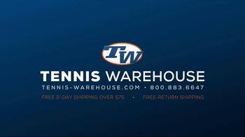 Tennis Warehouse TV Spot, 'Fit Guides' - Thumbnail 8