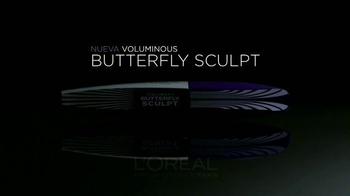L'Oreal Paris Voluminous Butterfly Sculpt TV Spot, 'Tres efectos' [Spanish] - Thumbnail 2