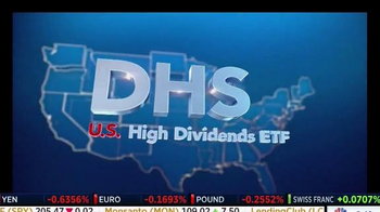 WisdomTree TV Spot, 'DHS: High Dividend Fund' - Thumbnail 3