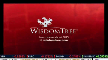 WisdomTree TV Spot, 'DHS: High Dividend Fund' - Thumbnail 4