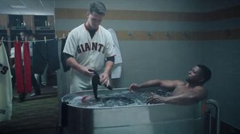 Esurance TV Spot, 'New Digs' Featuring Buster Posey - 2113 commercial airings