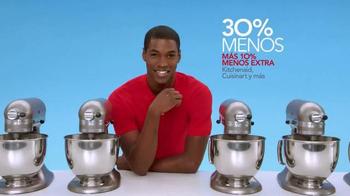 Macy's La Venta del Hogar de Memorial Day TV Spot, 'Almohada' [Spanish] - Thumbnail 7