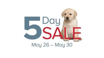 PetSmart 5 Day Sale TV Spot, 'Summer Fun' Song by Queen - Thumbnail 2