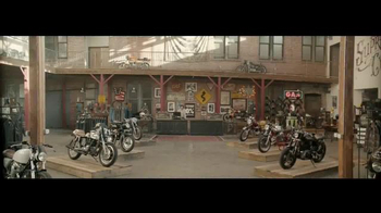 SAP TV Spot, 'Run Live with SAP: Motorcycle'