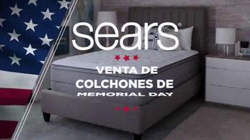 Sears Venta de Colchones de Memorial Day TV Spot, 'Mejores marcas'[Spanish] - Thumbnail 6