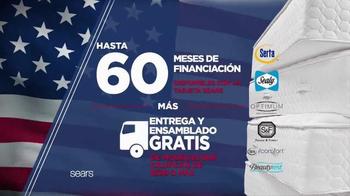 Sears Venta de Colchones de Memorial Day TV Spot, 'Mejores marcas'[Spanish] - Thumbnail 4