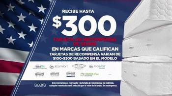 Sears Venta de Colchones de Memorial Day TV Spot, 'Mejores marcas'[Spanish] - Thumbnail 5