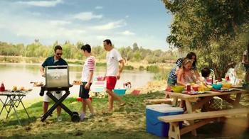 JCPenney Venta de Memorial Day TV Spot, 'Camisetas y shorts' [Spanish] - Thumbnail 1