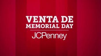 JCPenney Venta de Memorial Day TV Spot, 'Camisetas y shorts' [Spanish] - Thumbnail 2