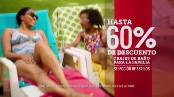 JCPenney Venta de Memorial Day TV Spot, 'Camisetas y shorts' [Spanish] - Thumbnail 6
