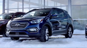 2017 Hyundai Tucson & Santa Fe Sport TV Spot, 'Traction Control' [T2] - 99 commercial airings
