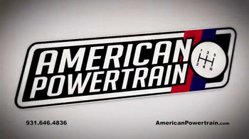 American Powertrain TV Spot, 'Shows to Streets' - Thumbnail 9