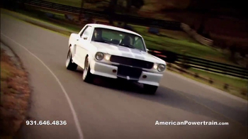 American Powertrain TV Spot, 'Shows to Streets' - Thumbnail 2