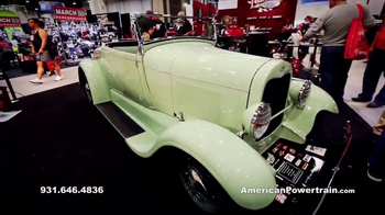 American Powertrain TV Spot, 'Shows to Streets' - Thumbnail 3