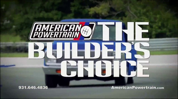 American Powertrain TV Spot, 'Shows to Streets' - Thumbnail 4