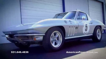American Powertrain TV Spot, 'Shows to Streets' - Thumbnail 8