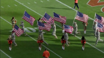 USAA TV Spot, 'NFL Salute to Service: Throughout the Year' - Thumbnail 8