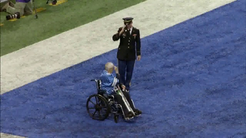 USAA TV Spot, 'NFL Salute to Service: Throughout the Year' - Thumbnail 7