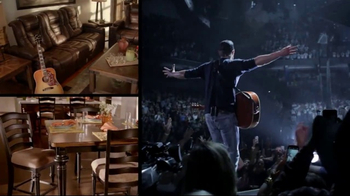 Rooms to Go TV Spot, 'Highway to Home Collection' Song by Eric Church