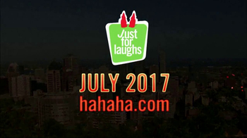 Just For Laughs TV Spot, '2017 Just for Laughs Comedy Festival' - Thumbnail 9