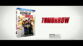 Keeping Up With the Joneses Home Entertainment TV Spot - Thumbnail 10